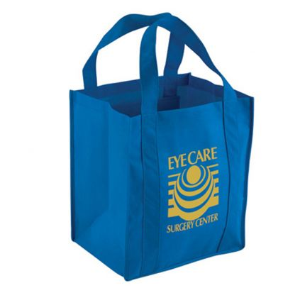 Non-Woven Tote w/ Reinforced Handles